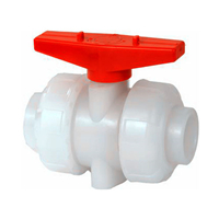 PVDF True Union Ball Valve