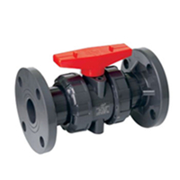 Flanged True Union Ball Valve